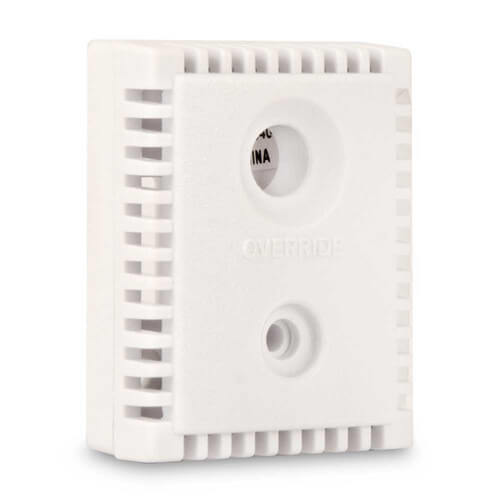 Indoor Sensor with override button for Slimline Thermostats