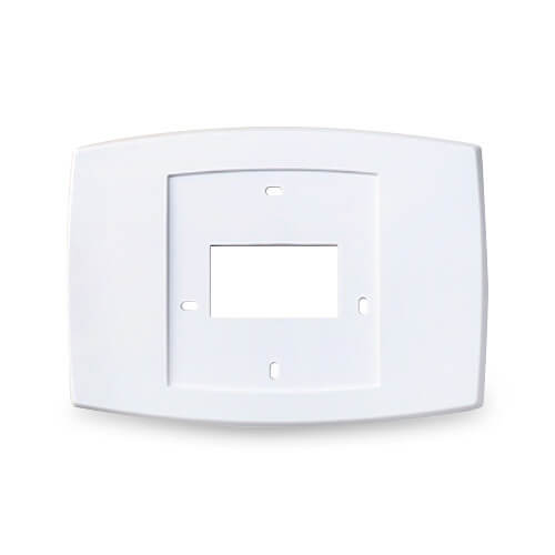 Wall Plate for Slimline Thermostats