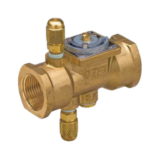 "1/2"" Threaded ACCU-FLO Balancing Valve"
