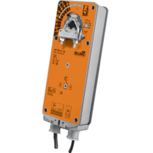 Spring-Return Fail-Safe, On/Off Damper Control Actuator, Direct Coupled - 230 VAC (No Aux Switch)