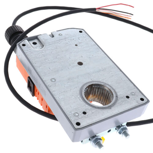 Non-Spring Return, Proportional Control Actuator - 24 VAC/DC (No Aux Switch)