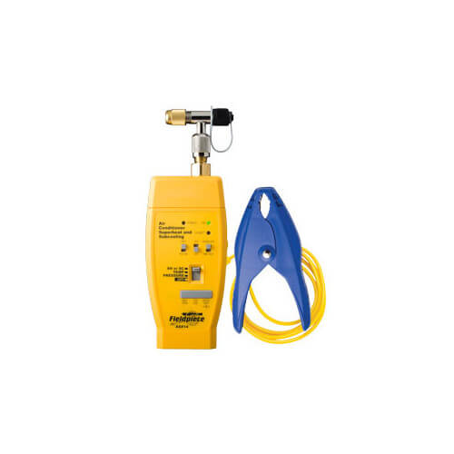 "1/2"" PEX Full Circle Crimp Tool In Yellow"