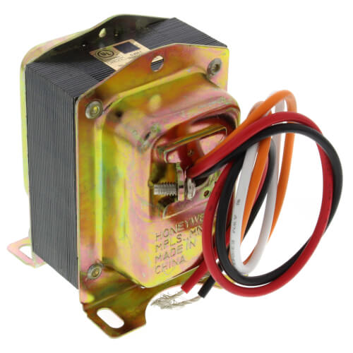 Foot Mounted, Plate Mounted, Clamp mounted or Panel Mounted 120/208/240 Vac Transformer w/ 9 in. Lead Wires (50VA)