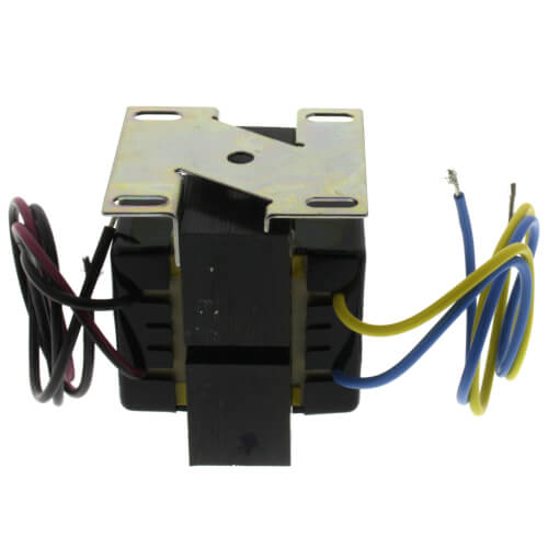 Foot mounted 480 Vac Transformer with 12 in. lead wires and energy limiting overload protection