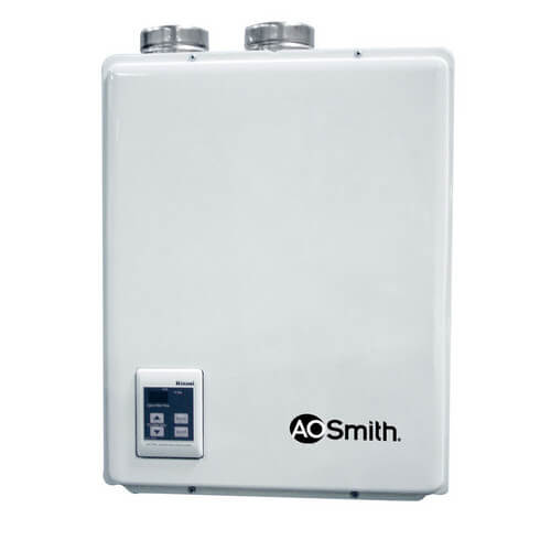 If you have a gas water heater, but don't have any hot water, then the pilot light has probably just went out. The wind, drafts and even fluctuations in the gas