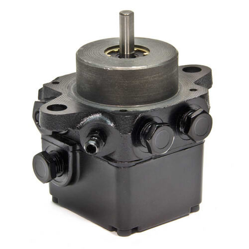 Two Stage Oil Pump (3450 RPM)