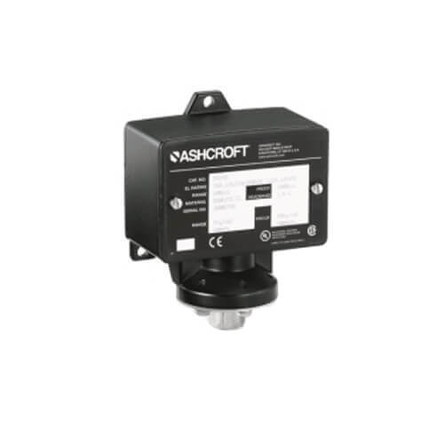 0-60 PSI Pressure Switch (Nema4x)