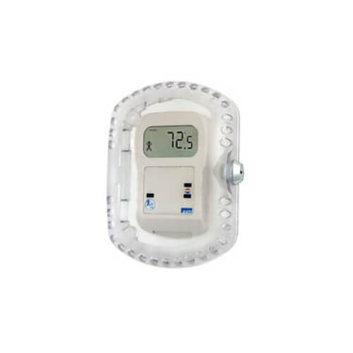 Clear Plastic Thermostat Guard