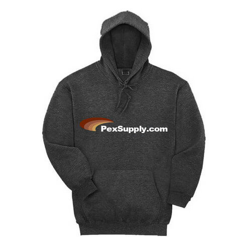 Black PexSupply Sweatshirt - Size Large