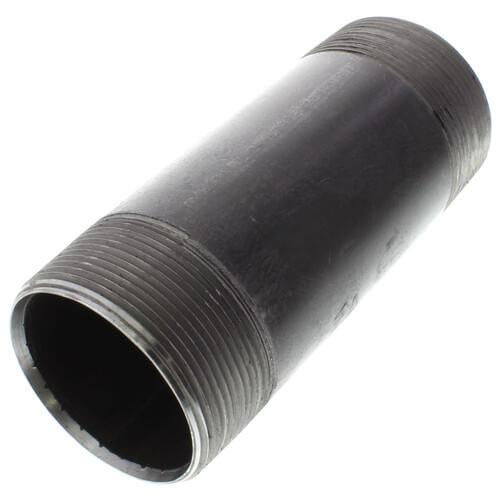 """2"""" x 5-1/2"""" Black Nipple Product Image"""