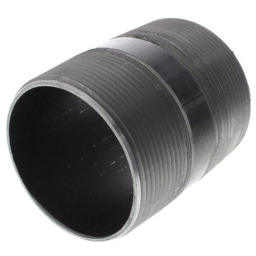 """3"""" x 4"""" Black Nipple Product Image"""