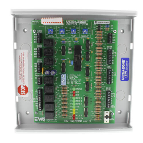 Ultra-Talk 3 Zone Comfort Net Communicating Control Board