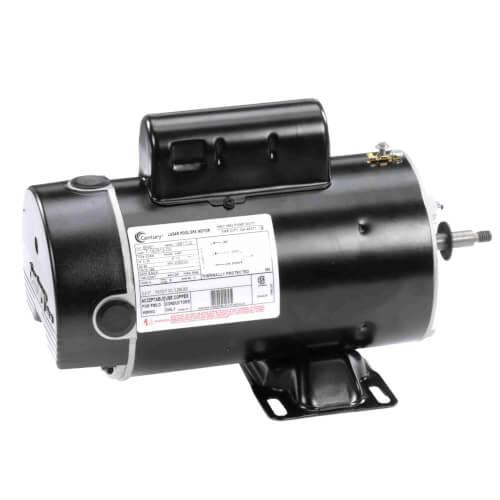 Bn63 century bn63 flex 48 lasar xl extra low amps for Century lasar pool spa motor