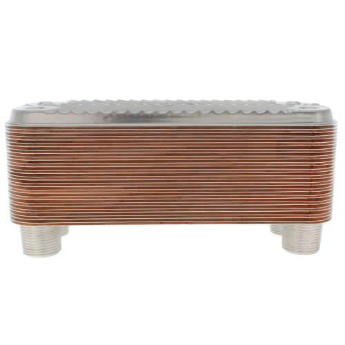 175,000 BTU/Hr Low Pressure BPX Brazed Plate Heat Exchanger