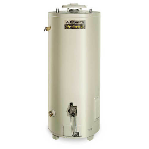 74 Gallon - 75,100 BTU Commercial Gas Water Heater