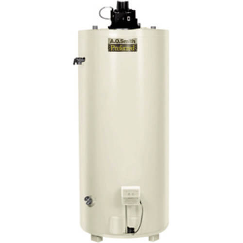 74 Gallon - 76,500 BTU Conservationist Power Vent Commercial Gas Water Heater Product Image