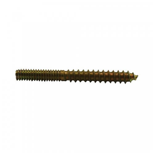 "1/4"" x 2 1/2"" Brass Screw"