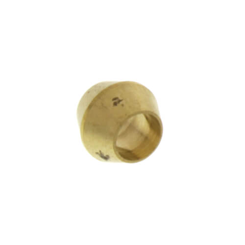 "(60-2) 1/8"" OD Brass Compression Sleeve"