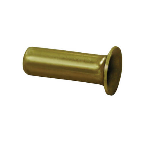 "3/8"" Brass Compression Insert (Bag of 10)"