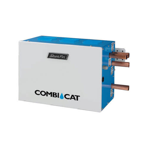 Combi-Cat Tankless Coil Domestic Hot Water Heater