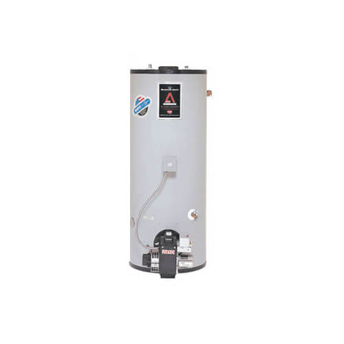 50 Gallon - 189,000 BTU AERO Series Energy Saver Oil Powered Residential Water Heater (Rear Flue)
