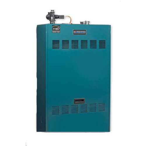 CHG225 176,000 BTU Output, Natural Gas Boiler, w/ Burner