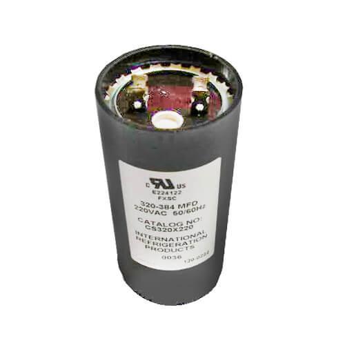 240V SPST Thermostat (105 Open 73 Close)