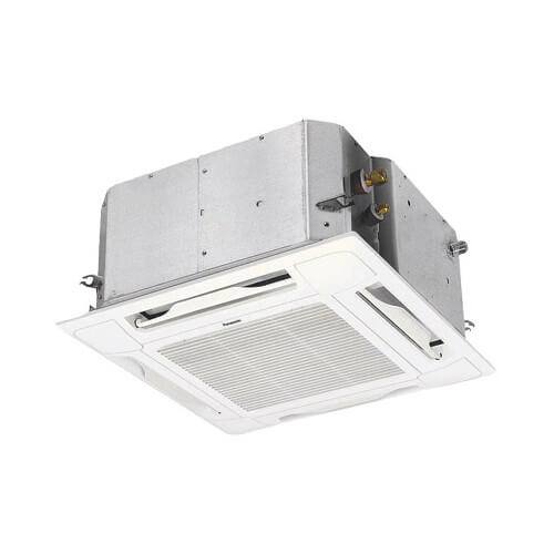 32,600 BTU Mini-Split Ceiling Recessed Heat Pump & Air Conditioner - Indoor Unit