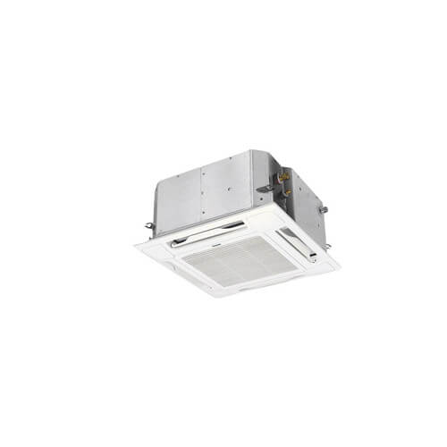 11,900 BTU Ceiling Recessed Mini-Split Multi Heat Pump & Cooling - Indoor Unit