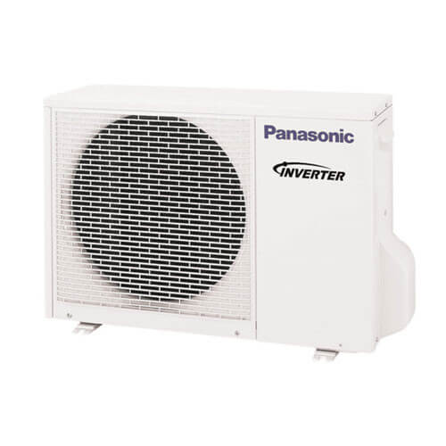 cu e18jkk 1 panasonic cu e18jkk 1 17 100 btu ductless wall mounted single zone inverter mini. Black Bedroom Furniture Sets. Home Design Ideas