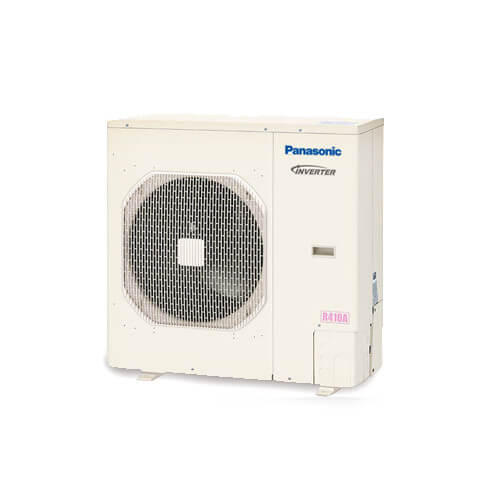 11,900 BTU Ductless Mini-Split Wall-Mounted Heat Pump & Air Conditioner (Outdoor Unit)