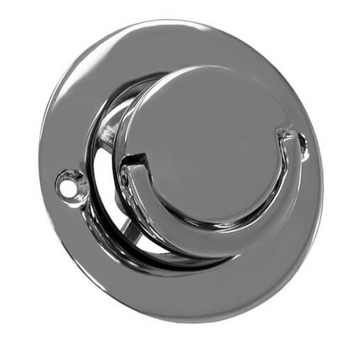Satin Nickel/PVD Roman Tub Drain