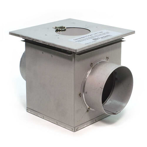 "DBLT4 Lint Trap for Dryer Booster, 4"" Duct"