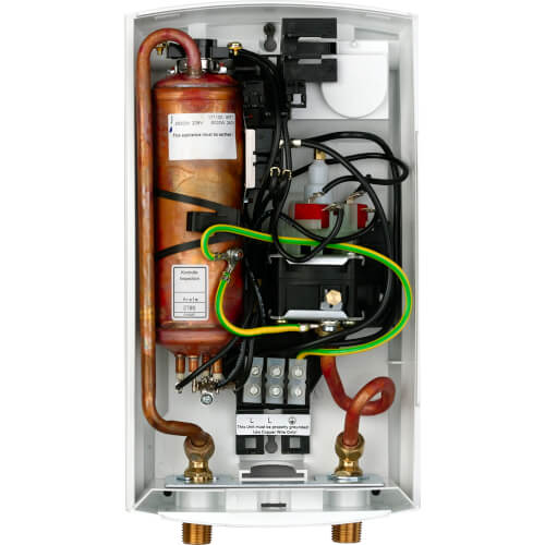 DHC 6-2 Electric Tankless Water Heater