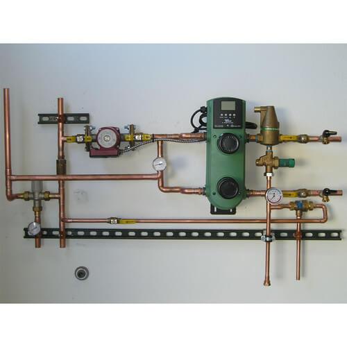 Model DHX-75 Heating Module