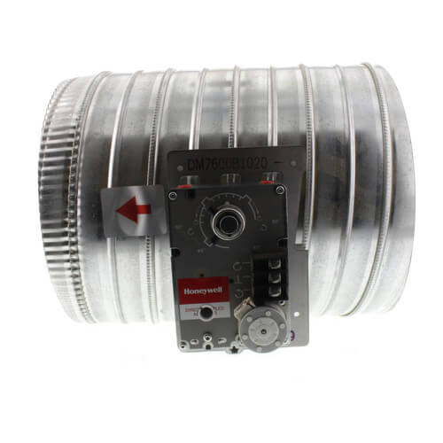 Non-Spring Return Damper Actuator, 90 Second