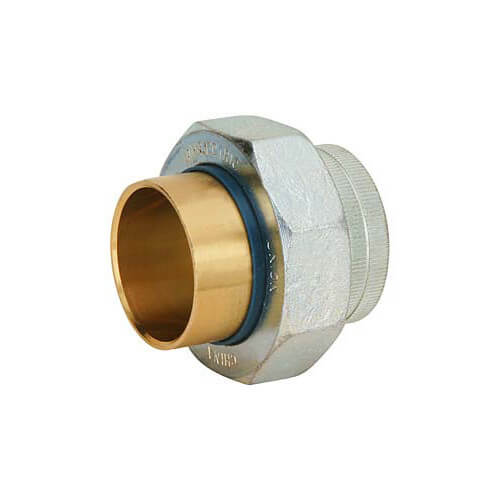 "1/2"" Full Port Sweat Ball Valve"