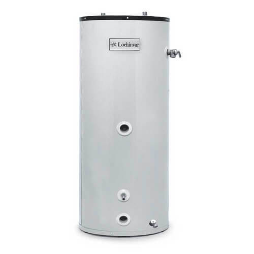 30 Gallon, Energy Saver Single Wall Glass-Lined Indirect Water Heater