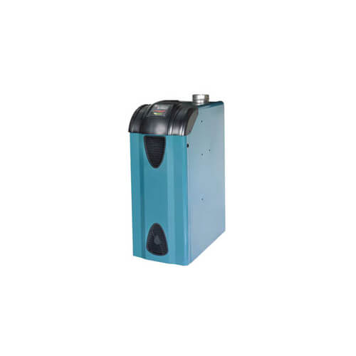 P206 118,000 BTU Output, Electronic Ignition Cast Iron Boiler (Nat Gas)