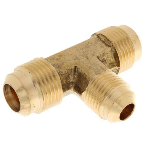 "(41S-8) 1/2"" Brass Short Flare Nut"