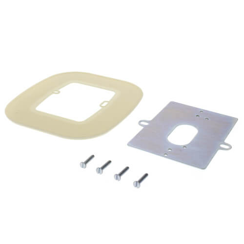 NEW Wallplate For 90 and 80 Series Blue Thermostats