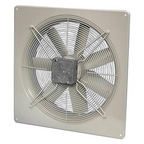 "FADE Series Axial Fan, 20"" Impeller, 6 Pole (Fully Assembled)"