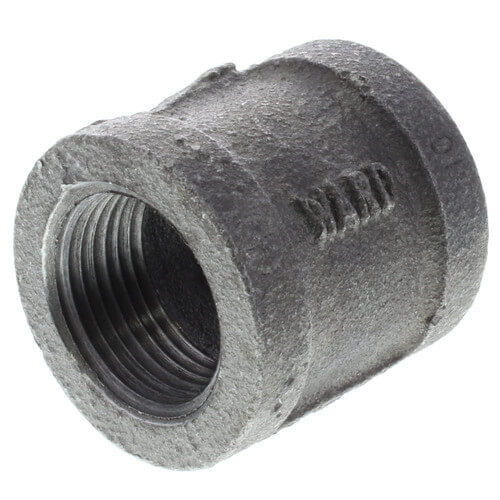 "3/4"" Black Coupling Product Image"