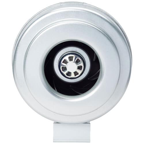 10 Inline Duct Fan : Fg ec fantech series round inline exhaust