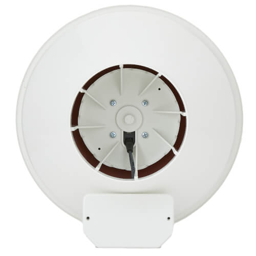"FR Series Round Inline Exhaust Fan, 6"" Duct (263 CFM)"