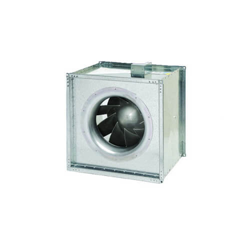 Centrifugal Duct Fan : Fsd fantech series square inline mixed