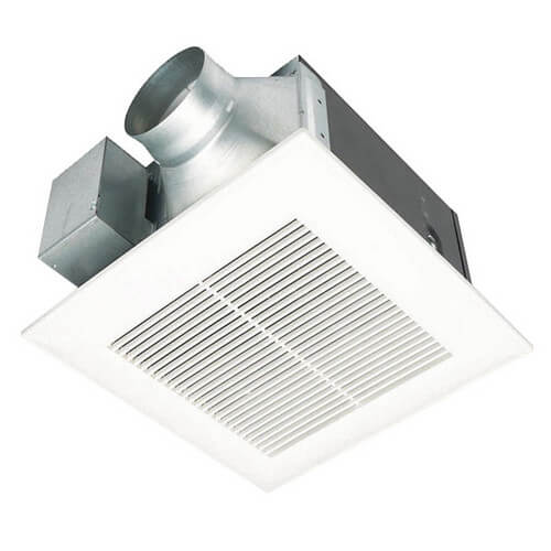Fv 05vq5 panasonic fv 05vq5 whisperceiling 50 cfm - Panasonic bathroom ventilation fans ...