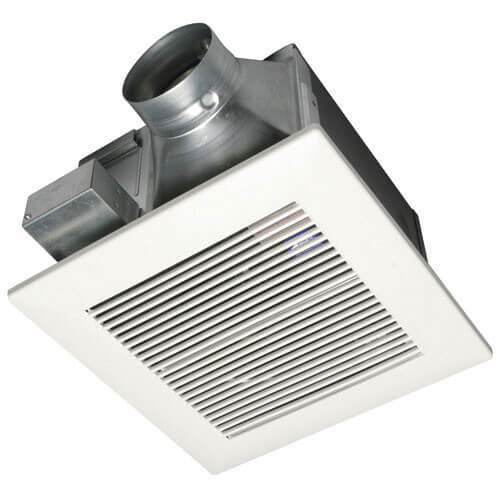 WhisperCeiling 110 CFM Ceiling Ventilation Fan Product Image