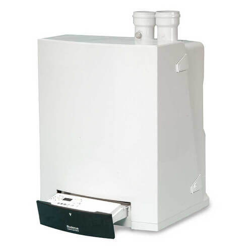 GB142-30 83,000 BTU Output Wall Hung Modulating-Condensing Gas Boiler - Nat Gas or LP