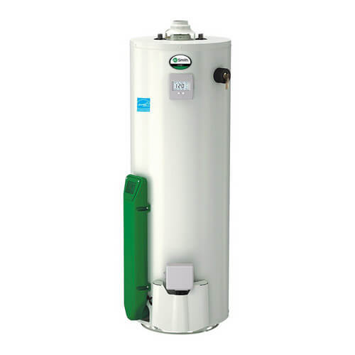 40 Gallon - 40,000 BTU Series 100 High Efficiency Residential Water Heater, Short Model (Nat Gas)